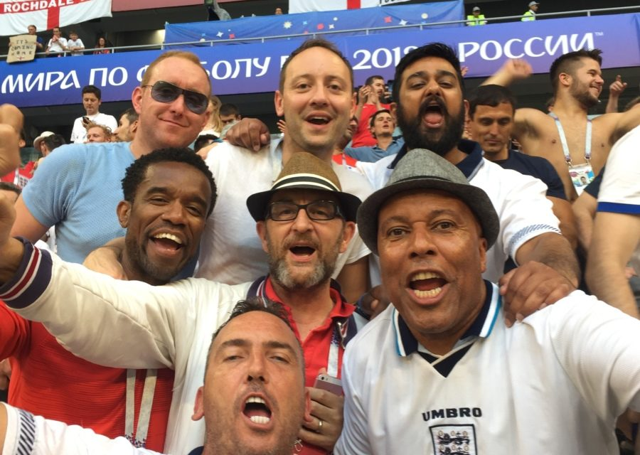 Beesotted In Russia Pt 6: Swedes in Samara. England Are In the Semis