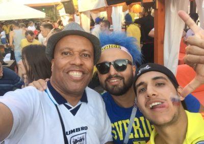 malmo sweden fans