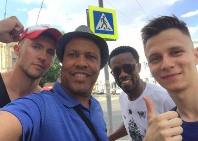 Street saviours, Samara