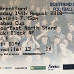 Brentford Forss Their Way Past Southend – Shrimpers 2  Bees 4