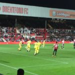 Brentford See Off Cheltenham In The Carabao Cup