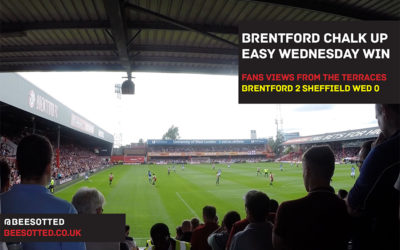 Wednesday Don't Know What Day It Is – Brentford 2 SWFC 0
