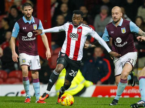Defender Departs Brentford. Maupay Sky High Price Tag – Bees Round Up