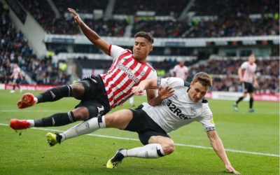 Derby 3 Brentford 1 – post-match  podcast from the pub