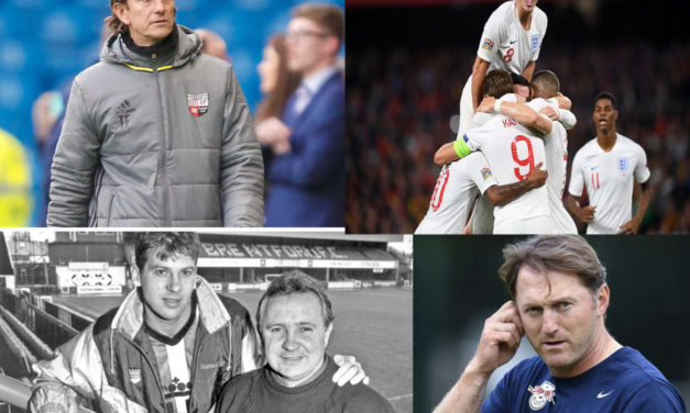 Frank Talking, Bob Booker & England Win In Spain – The Beesotted Lovesport Radio Show