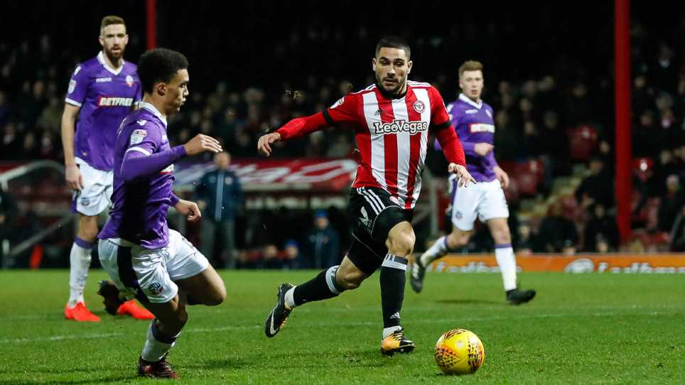 Maupay Departure Caps Record Breaking Day Of Brentford Transfer Activity