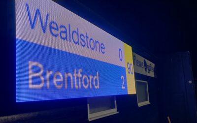Brentford Leave Stones Turned | Wealdstone 0 Brentford B 2