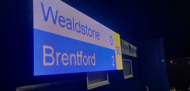 Brentford Leave Stones Turned | Wealdstone 0 Brentford B 2