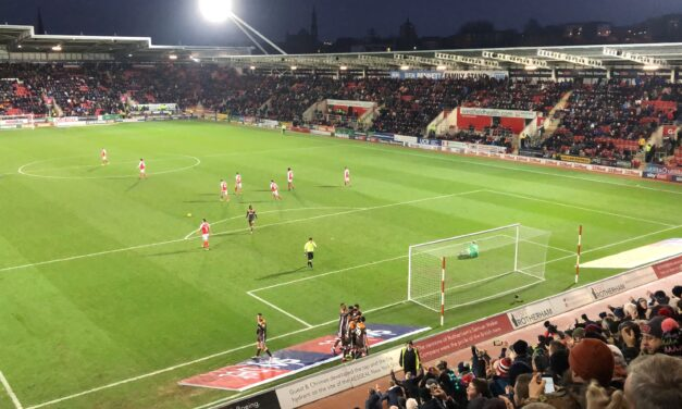 Bees Break Their Away Hoodoo – Rotherham 2 Brentford 4