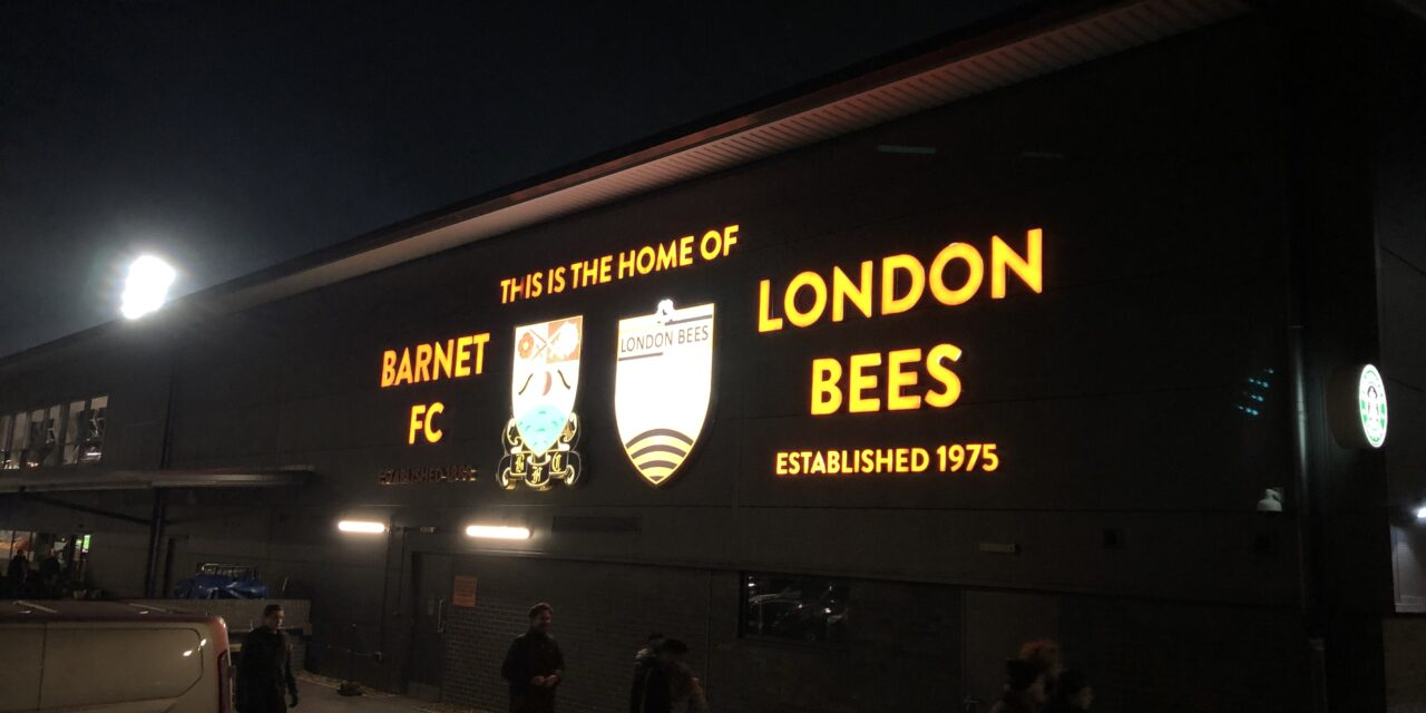 Barnet 3  Brentford 3 – Bees Nullify Bees in FA Cup Nailbiter