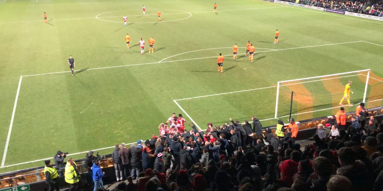 Barnet 3 Brentford 3 – post-match FA Cup podcast from the (fake) Hive