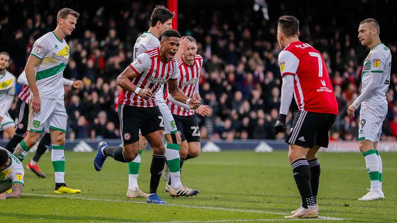 Brentford 1 Norwich 1 – Post-match podcast from the pub