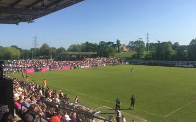 Dulwich Hamlet Gear Up For Cup Semi-Final With Brentford