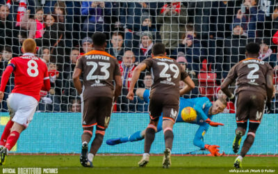 Nottingham Forest 2 Brentford 1 – Post-match podcast from the manor