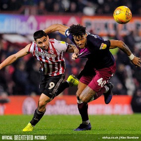 Bees Beat Villa Again In Memorable Night At Griffin Park: Brentford 1 Aston Villa 0