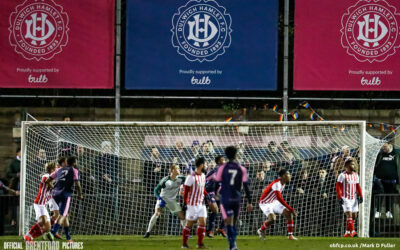 Dulwich Hamlet 0 Brentford B 1  – Post Cup Semi-Final ramblings from the bar
