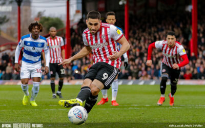 Brentford 3 QPR 0 – Post-Match Podcast from the pub