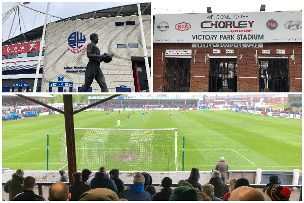 Bolton Players Boycott. So It's Off to Chorley We Go – Beesotted AwayDay Podcast