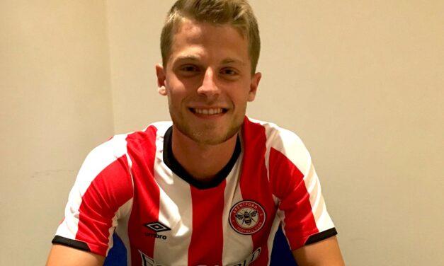 Brentford Push The Button For Midfielder Jensen
