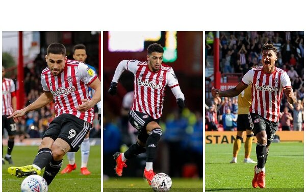 Maupay. Watkins. Benrahma – The Missing Three. Will They Start The Season for Brentford now Crystal Palace Are Linked?