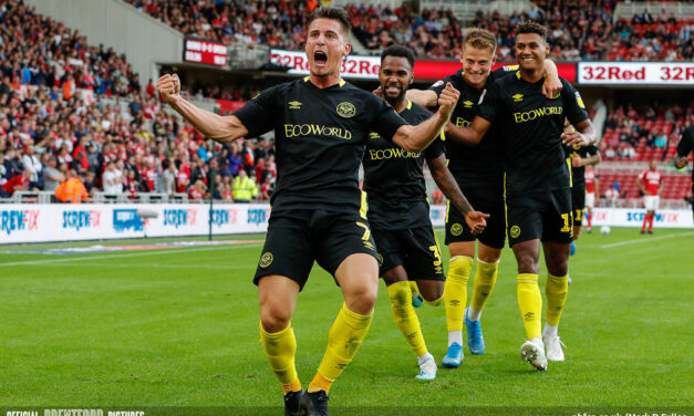 Championship Straight to Playoffs? Canos Questions Season Resumption. Farewell Griffin Park  – Beesotted Lockdown Round Up
