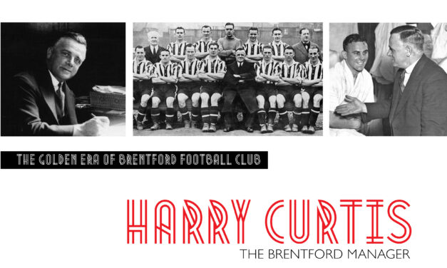 NEW BRENTFORD BOOK + ADVANCED PURCHASE 'NAME IN BOOK' SCHEME