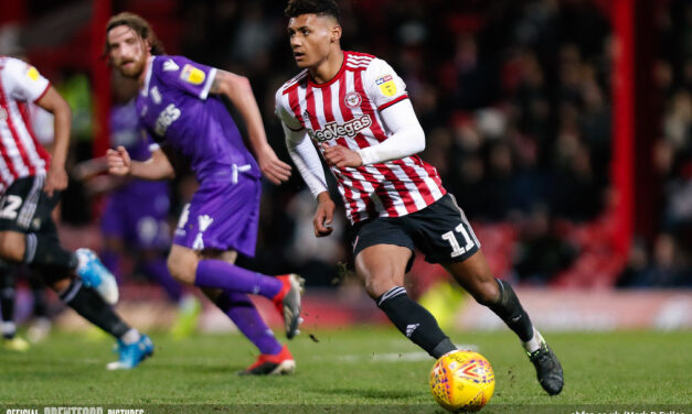 BRENTFORD BIG GAME ALERT !! – Pre Stoke City Podcast From The Pub