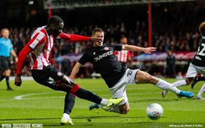 Brentford 1 Bristol City 1 – post-match podcast from the pub