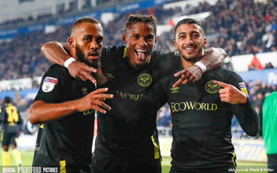 Cowley Brothers Looking to Spoil QPR after-party – Bees v Huddersfield pre-match podcast from the pub