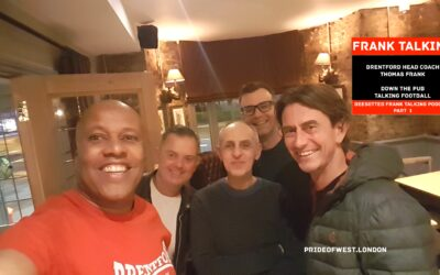 Frank Talking Part 1 – Brentford Head Coach Thomas Frank Joins Beesotted Down The Pub Talking Wigan, Huddersfield and Football