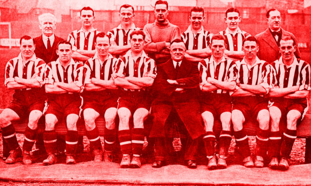 New Bees Book – The Golden Era Of Brentford: The Harry Curtis Years