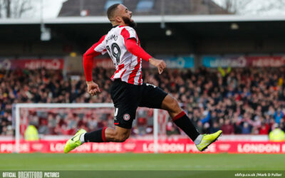 Fulham Get Battered. Brentford 1 Fulham 0. Post-match podcast from the pub