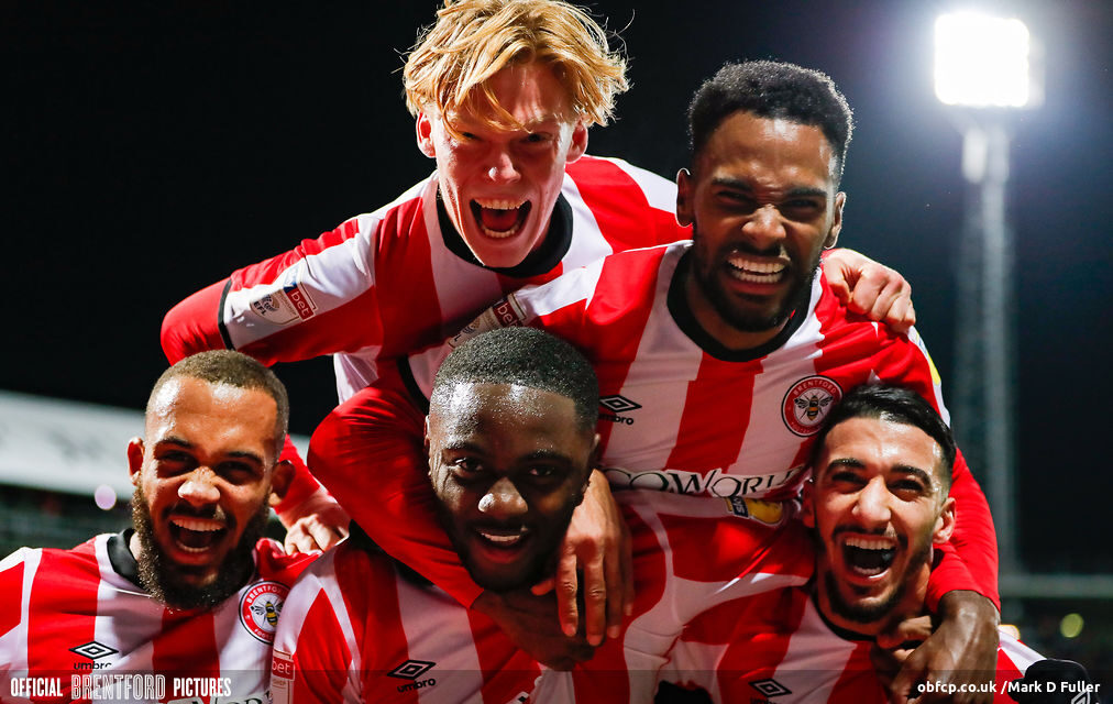 Brentford 7 Luton 0 – Seven Goal Bees On Fire Against Hatters. Report and Stats