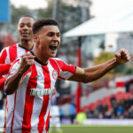 Thomas Frank and Ollie Watkins Winners: London Football Awards