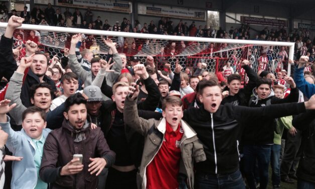 "PUSH UP BRENTFORD PART THREE – ""WHO ARE YA?"""