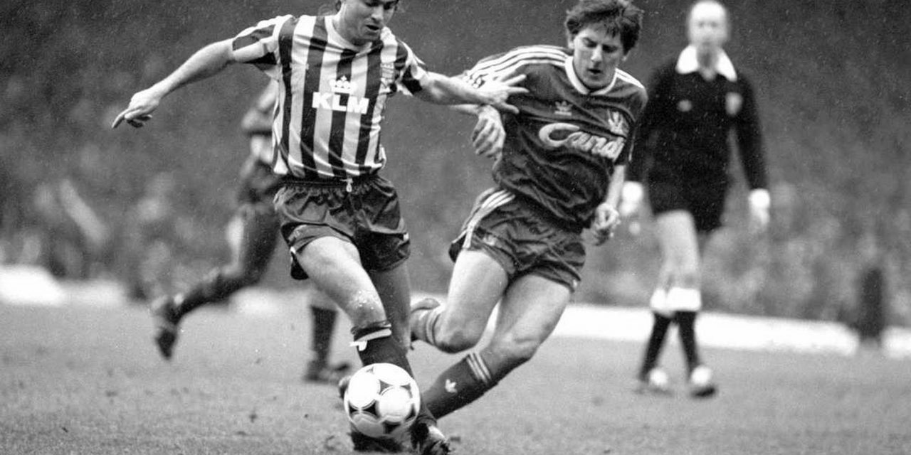 Liverpool v Brentford FA Cup Quarter Final. Beesotted Reloaded featuring Allan Cockram. Brentford's FA Cup 88/89 Cup Run Part 3