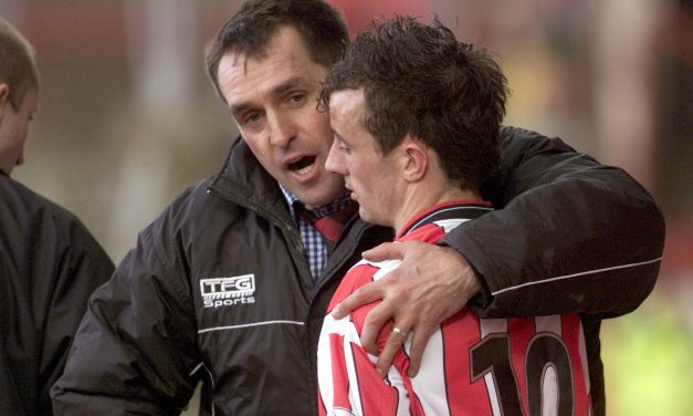 PUSH UP BRENTFORD PART SIX – MARTIN ALLEN