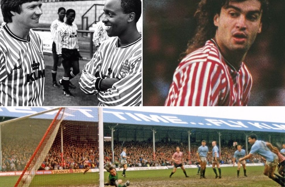 Halesowen, Peterborough & Walsall – Rounds 1, 2 and 3. Beesotted Reloaded feat Allan Cockram. Brentford's FA Cup 88/89 Cup Run Part 1