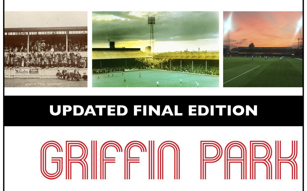 GET YOUR NAME IN THE FINAL UPDATED GRIFFIN PARK EDITION BOOK