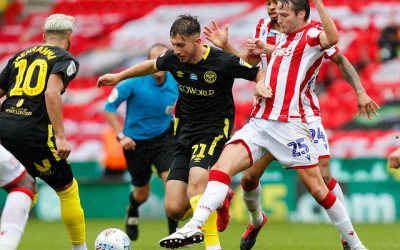 Stoke 1 Brentford 0 – Bees (Pretty Much) Blow Automatic Promotion