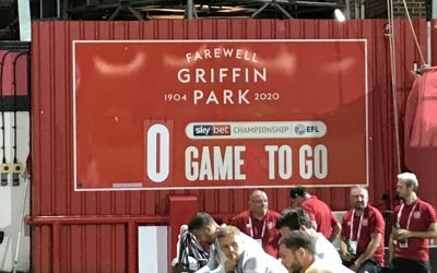 Saying Goodbye To Griffin Park