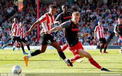 Squeaky Bum Time for Brentford and West Brom – Stoke City Pre-Match Podcast