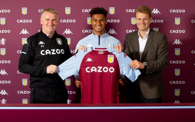 OLLIE WATKINS LEAVES WITH BRENTFORD FANS' BLESSINGS AFTER MAMMOTH  VILLA TRANSFER