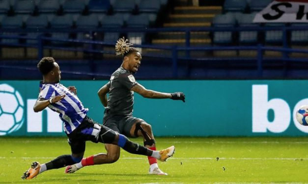 He Only Scores Twice… Ivan Toney Bags Brace At Wednesday
