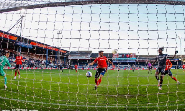 Luton 0 Brentford 3 – post-match podcast from the pub
