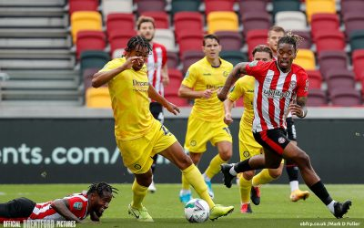 Forss v Toney. The Conundrum – Wycombe v Brentford Pre-Match Podcast