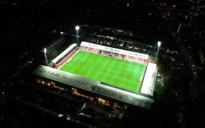 A FAREWELL FROM GRIFFIN PARK