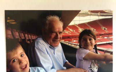 Tribute to Brentford Journalist Ken Goldman