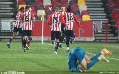Dasilva Fires Bees to Cup Semi Final plus Cardiff Match Preview