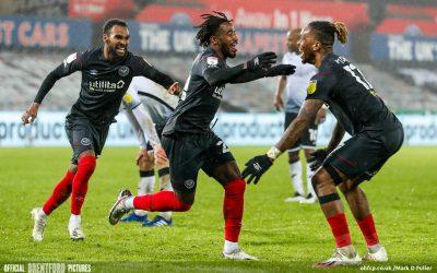 MONSTER Brentford v Swansea Playoff Final Show